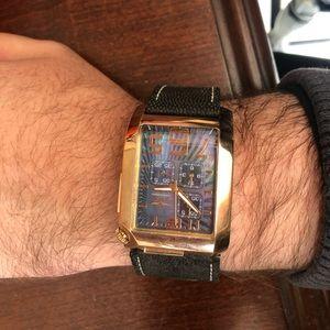 Men's Invicta chronograph watch